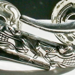 B_Keiselstein_Cord_Sterling_Silver_and_Diamond_Bracelet