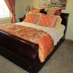 Black Sea Gallery Queen Size Bed