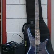 SOLD! SDGR Electric Bass Guitar