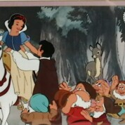 SOLD! WALT DISNEY SNOW WHITE AND THE SEVEN DWARFS SERIGRAPHS AND BOOK